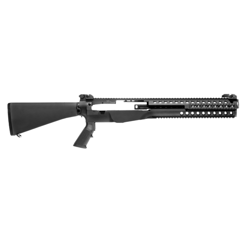 Troy Industries M14 MCS Chassis M14 Chassis, A2 Stock, A2 Grip, Black