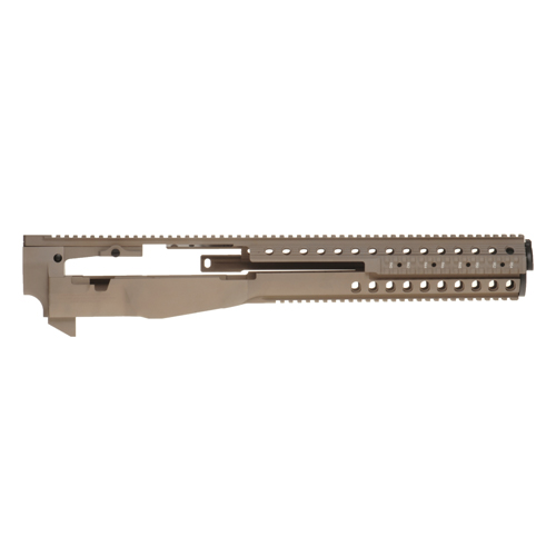 Troy Industries Troy Industries M14 MCS Chassis M14 Chassis Only, Flat Dark Earth SCHA-MCS-C0FT-00