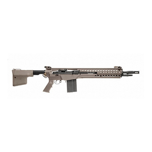 Troy Industries Troy Industries M14 Modular Chassis System DMR/CQB Package Flat Dark Earth SCHA-MCS-D0FT-00