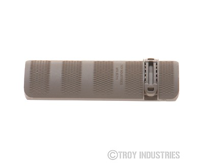 "Troy Industries 3"" Rail Cover, Single Flat Dark Earth SCOV-BRC-03FT-00"