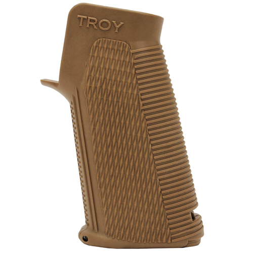 Troy Industries Troy Industries Enhanced Battle Ax CBQ Pistol Grip Tan SGRI-EHC-00TT-00