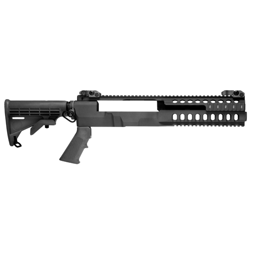 Troy Industries Troy Industries Mini 14 MCS (Basic Package) Black SM14-MIN-B0BT-00
