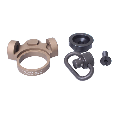 Troy Industries Troy Industries M16A1 Sling Mount Adapter Flat Dark Earth SMOU-6A1-00FT-00