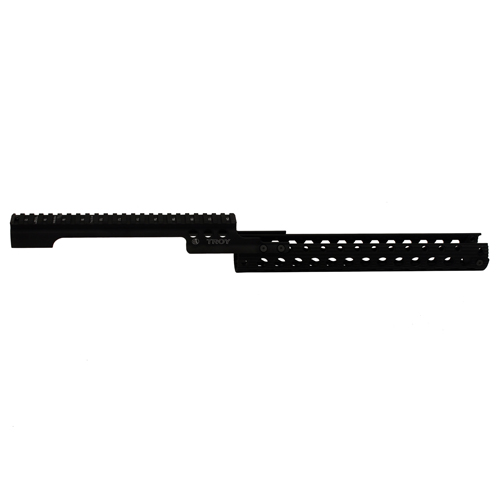 Troy Industries Troy Industries G3 Rail Black SRAI-G30-0KBT-00