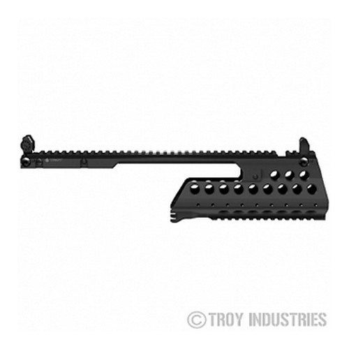 Troy Industries Troy Industries G36-C Rail - Black SRAI-G36-C0BT-00