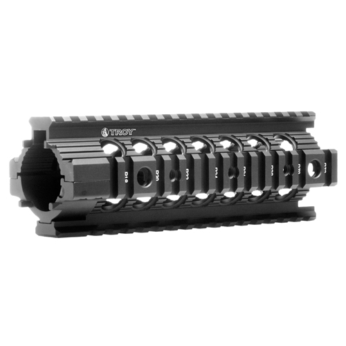 "Troy Industries 7"" MRF-C Battle Rail Black SRAI-MRF-C7BT-00"