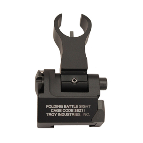 Troy Industries Troy Industries Front HK Style Sight Folding, Black SSIG-FBS-FHBT-00
