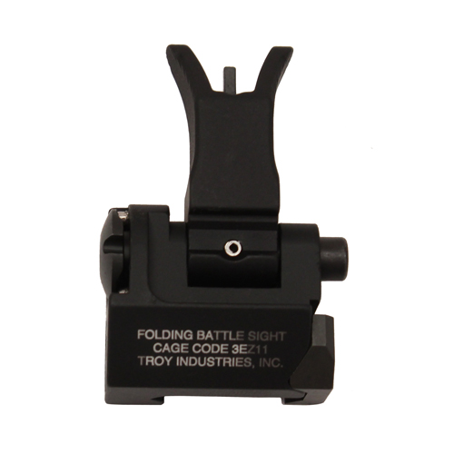 Troy Industries Troy Industries Front Folding Style M4 Sight Black SSIG-FBS-FMBT-00