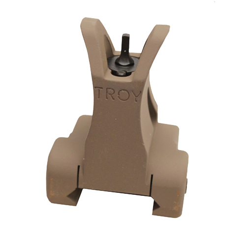 Troy Industries Troy Industries M4 Front Fixed BattleSight Flat Dark Earth SSIG-FBS-FMFT-02