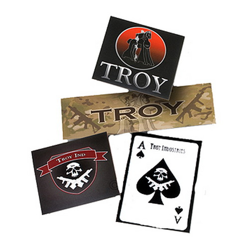 Troy Industries Troy Industries Sticker Collection SSTI-BUN-000T-00