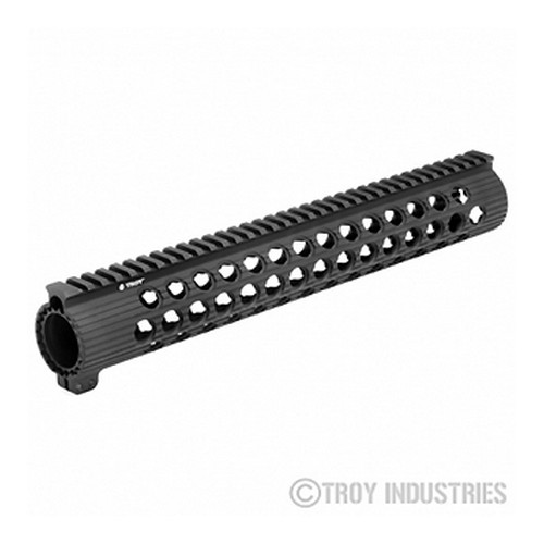 Troy Industries Troy Industries TRX .308 Extreme BattleRail, Black DPMS HP, 13.8
