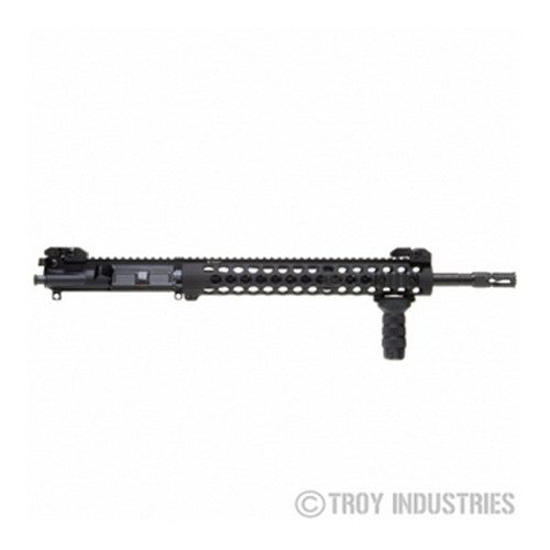 Troy Industries Troy Industries CQB-SPC Upper, 5.56mm Black, 16