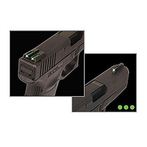 Truglo TFO Brite-Site Series Glock 17 / 17L, 19, 22, 23, 24, 26, 27, 33, 34, 35, 38 and 39 TG131GT1