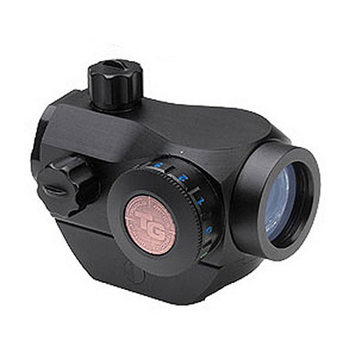 Truglo Truglo Red-Dot Sight 20mm, High/Low Black, Box TG8020TBN