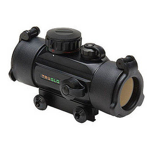 Truglo Truglo Red-Dot Sight 30mm Dual Color, Black TG8030DB