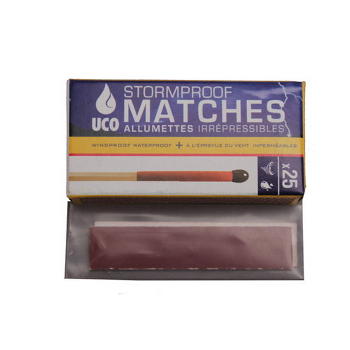 UCO UCO Storm Proof Matches Per 25 MT-SM1-UCO