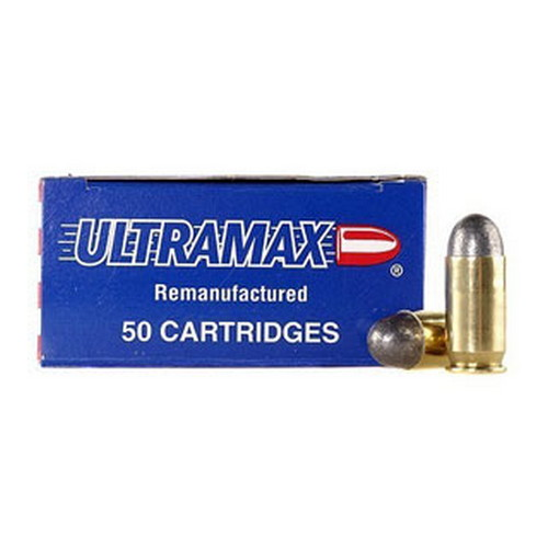 Ultramax 45 Automatic by , 230gr, Round Nose Lead Remanufactured, (Per 50) 45R2