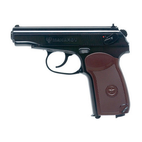 Umarex USA Makarov .177 BB - Black/Brown
