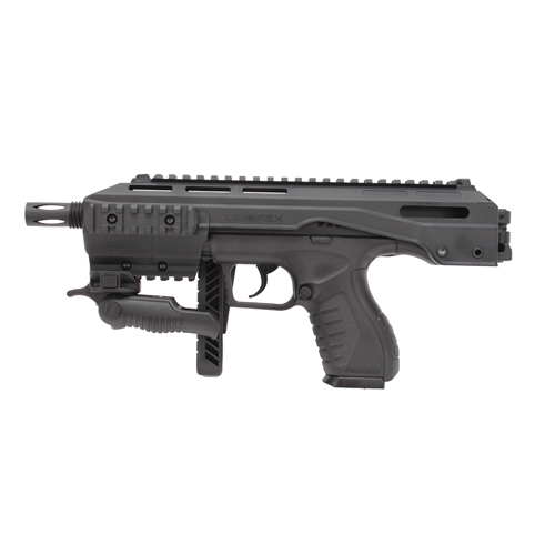 Umarex USA Umarex USA TAC .177 BB Airgun with Polymer Stock in Black Md: 2254824