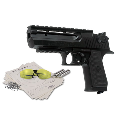 Umarex USA Umarex USA Baby Desert Eagle Black Kit .177 2257010