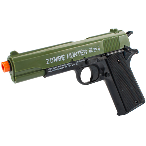 Umarex USA Zombie Hunter Destroyer Kit