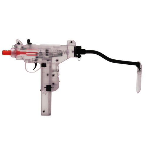Umarex USA Umarex USA Mini UZI Spring Airsoft Pistol Clear 2278403