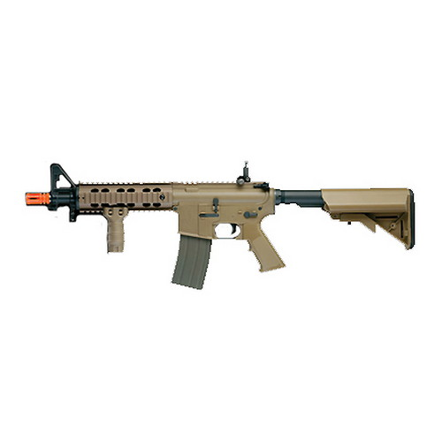 Umarex USA Elite Force M4 CQB AEG Dark Earth Brown