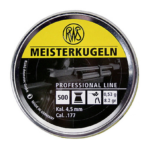 Umarex USA Umarex USA Meisterkugeln Pellets .177, Competition(Per 500) 2317374