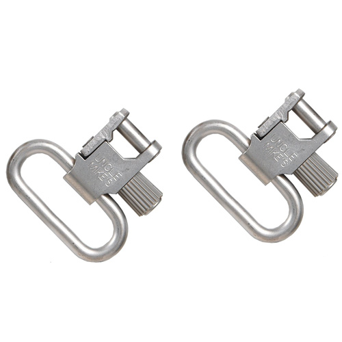 Uncle Mikes Uncle Mikes Swivels QD SS BL 1