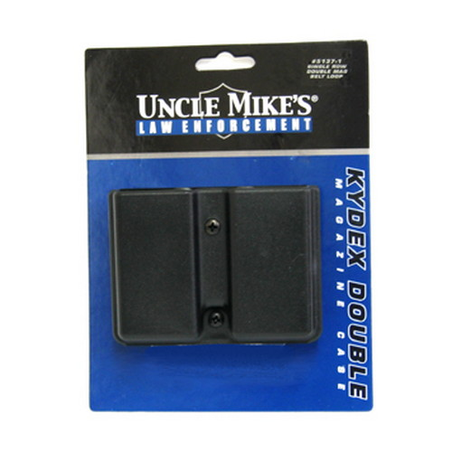 Uncle Mikes Uncle Mikes Kydex Magazine Case Belt Model, Single Row 51371