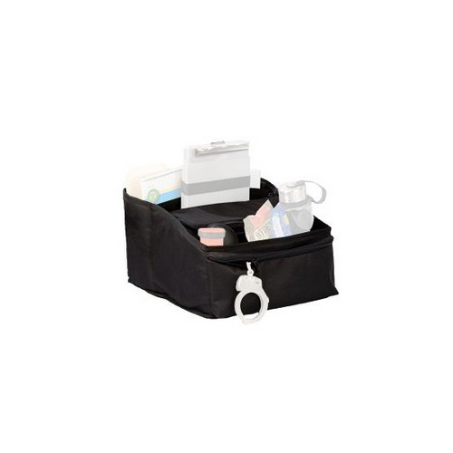 Uncle Mikes Car Seat Deluxe Black Organizer HT