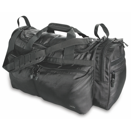 Uncle Mikes Side-Armor Series Field Equipment Bag, Black