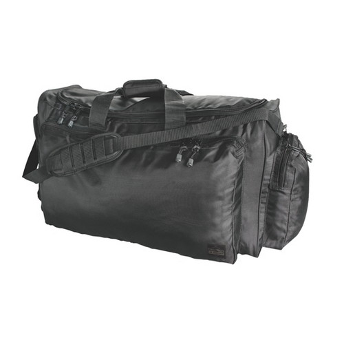 Uncle Mikes Uncle Mikes Side-Armor Series Tactical Equipment Bag, Black 53491