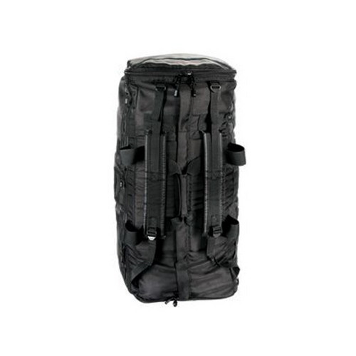 Uncle Mikes Uncle Mikes Side-Armor Series Load Out Bag w/Straps, Black 53492