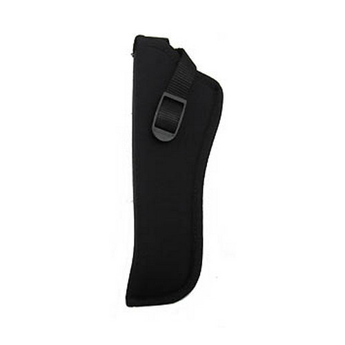 Uncle Mikes Uncle Mikes Sidekick Hip Holster Cordura Nylon Black Size 6, Left Hand 81062