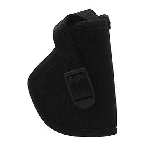 Uncle Mikes Uncle Mikes Sidekick Hip Holster Cordura Nylon Black Size 16, Right Hand 81161
