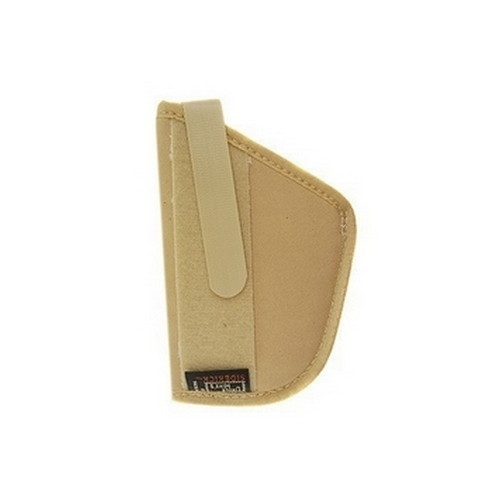 Uncle Mikes Uncle Mikes Ambidextrous Belly Band/Body Armor Holster Neutral Size 4 87454