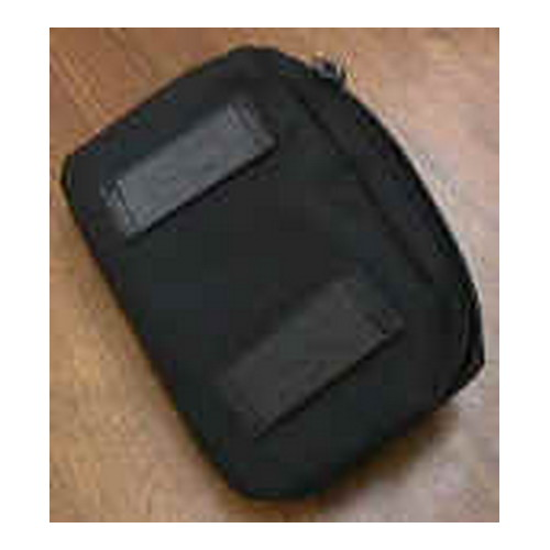 Uncle Mikes Uncle Mikes Cordura All Purpose Belt Pouch Black 88381