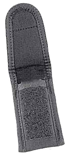 Uncle Mikes Uncle Mikes Cordura Magazine Case Single .380 Magazine/Folding Knife Case Black 8893-1