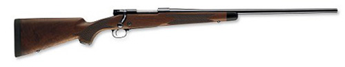Winchester Repeating Arms Winchester Model 70 Super Grade 300 Winchester Magnum, No Sights, 26