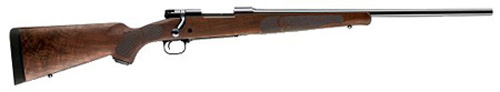 Winchester Repeating Arms Rifle Winchester Model 70, Featherweight 300 Winchester Magnum, No Sights, 24