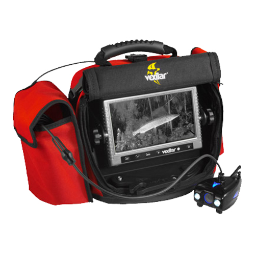 Vexilar Inc. Vexilar Inc. Fish Scout Underwater Camera System Color/BW, Cam, Case FS800