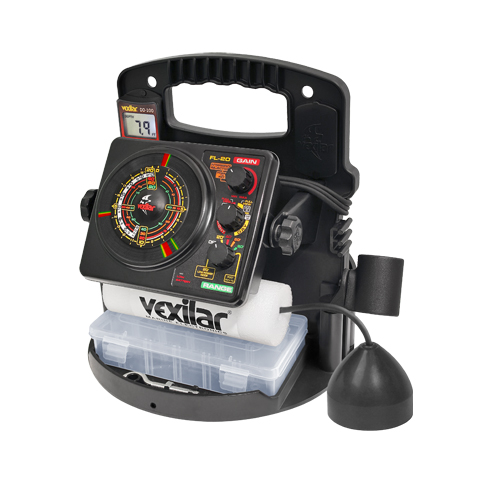 Vexilar Inc. Vexilar Inc. FL-20 ProPack II with Pro View Ice Ducer PP20PVD