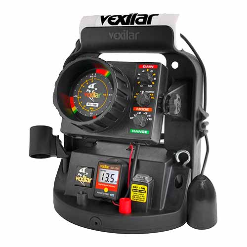 Vexilar Inc. Vexilar Inc. FL-18 Ultra Pack Case w/Pro View Ice-Ducer UP18PVD