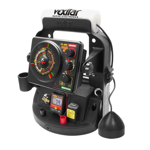Vexilar Inc. Vexilar Inc. FL-20 Ultra Pack with Pro View Ice Ducer UP20PVD