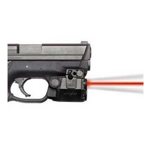 Viridian Green Lasers Viridian Universal SubCompact Red Laser w/TacLight C5L-R