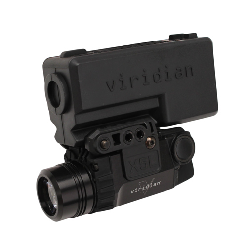 Viridian Green Lasers Universal Mount Green Laser w/Tactical Light 160/190 Lumens