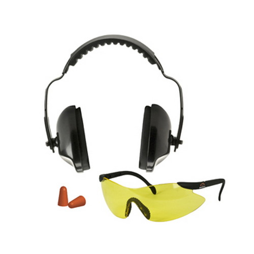 Walker Game Ear Walkers Game Ear Shooting Muffs/Glasses/Plug Combo GWP-RMYGFP