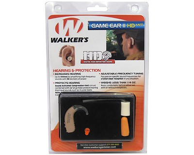 Walker Game Ear Walkers Game Ear Game Ear HD II WGE2HD