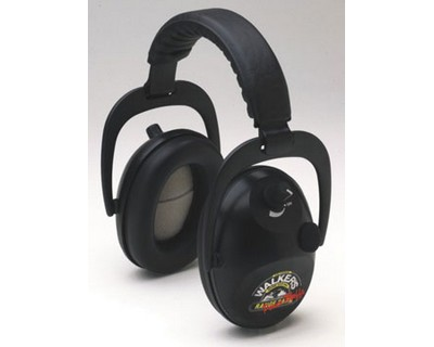 Walkers Game Ear Power Muffs w/AFT, Black WREPMB